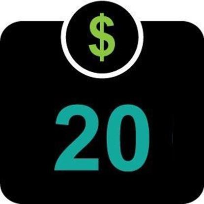 $20 Flexi Dollars with 10% Bonus